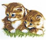 Схемы кошек для рукоделия
