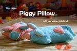 Сшить подушку-сплюшку - выкройки