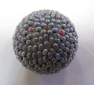 Кото-шарик