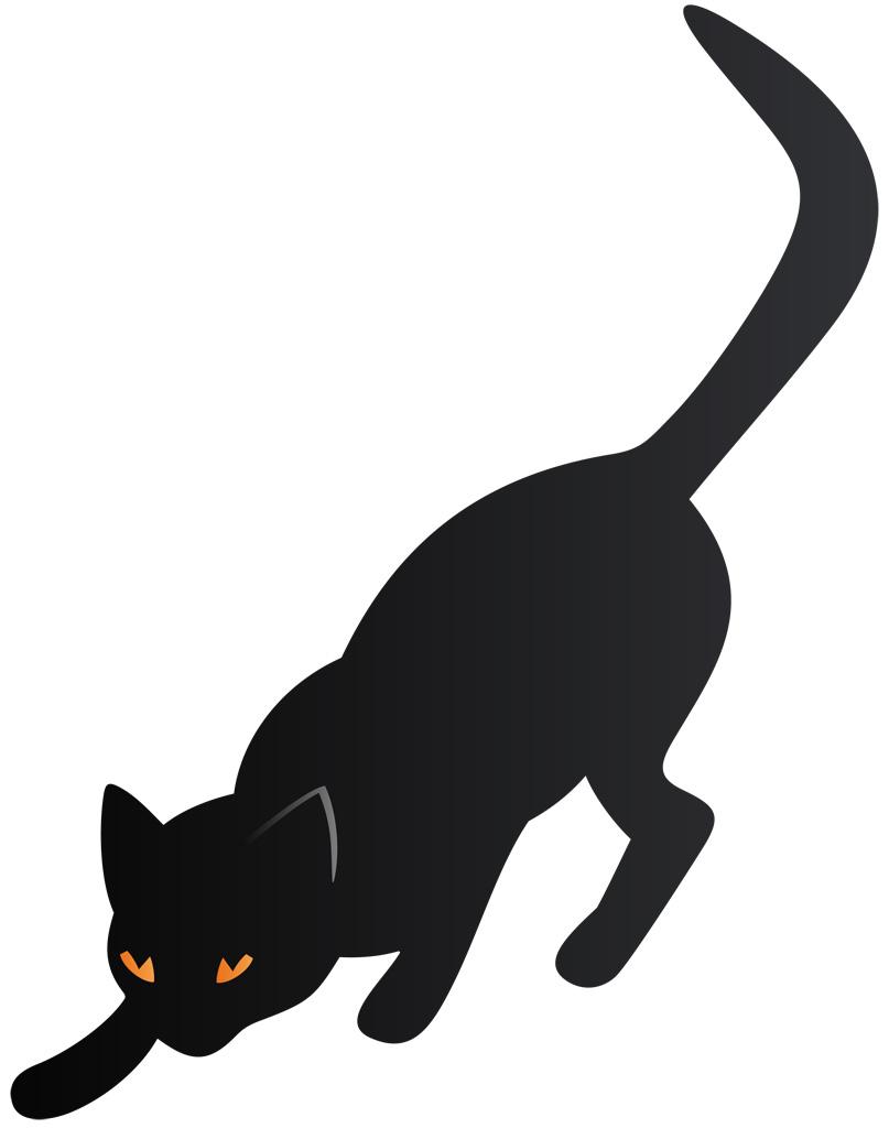 схема вышивки лапы кошки