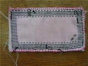 Вышивка чехла
