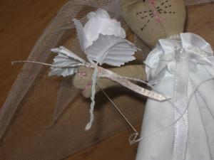 Свадебная парочка Тильда