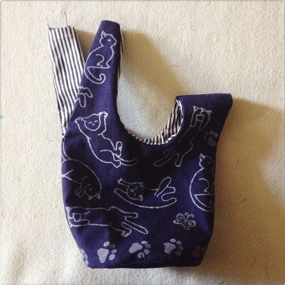 Как сшить детскую сумку своими руками