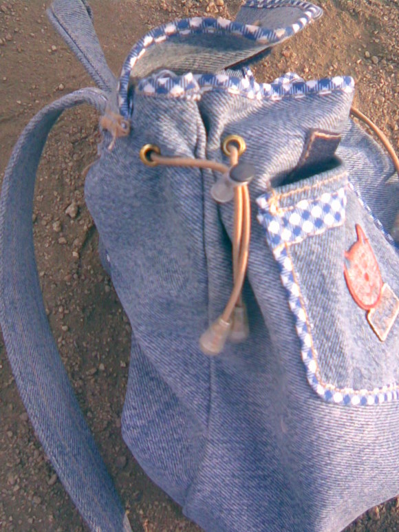 рюкзак кошка своими руками