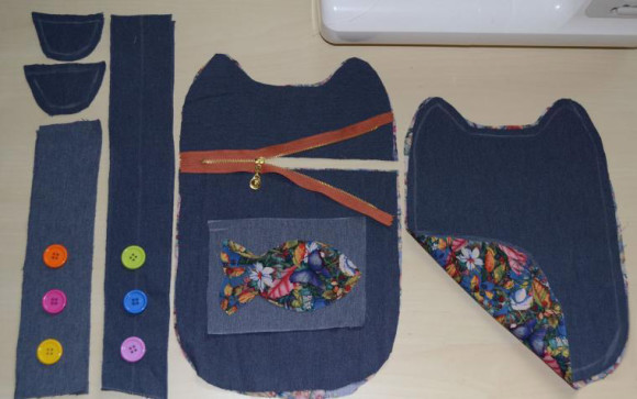 Как сшить детский рюкзак из джинс рюкзаки артопедические интернет магазин