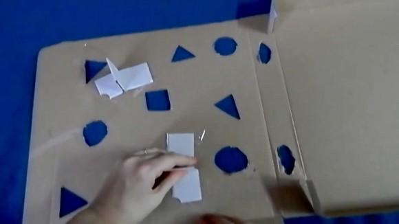 Интерактивная игрушка «коробочка с секретом»