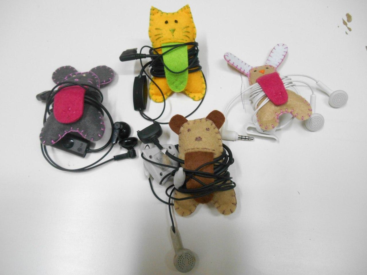 Наушники своими руками для игрушек