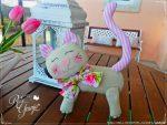 Выкройки мягких игрушек - котов