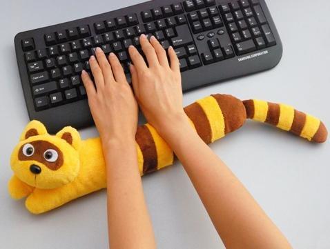 Компьютер на запястье своими руками