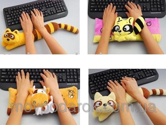 Своими руками подушка под клавиатуру