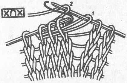 Яркая шапочка с бантиками