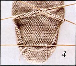 Носки с рисунком «котики»