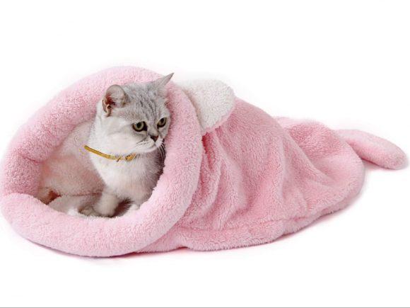 Как сшить лежанку для кошки Тапок и Кот — выкройки и мк