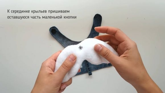 Крылья Ангела или как сшить шлейку для кошки - пошаговый мк